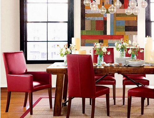 Избор на трапезарни столове