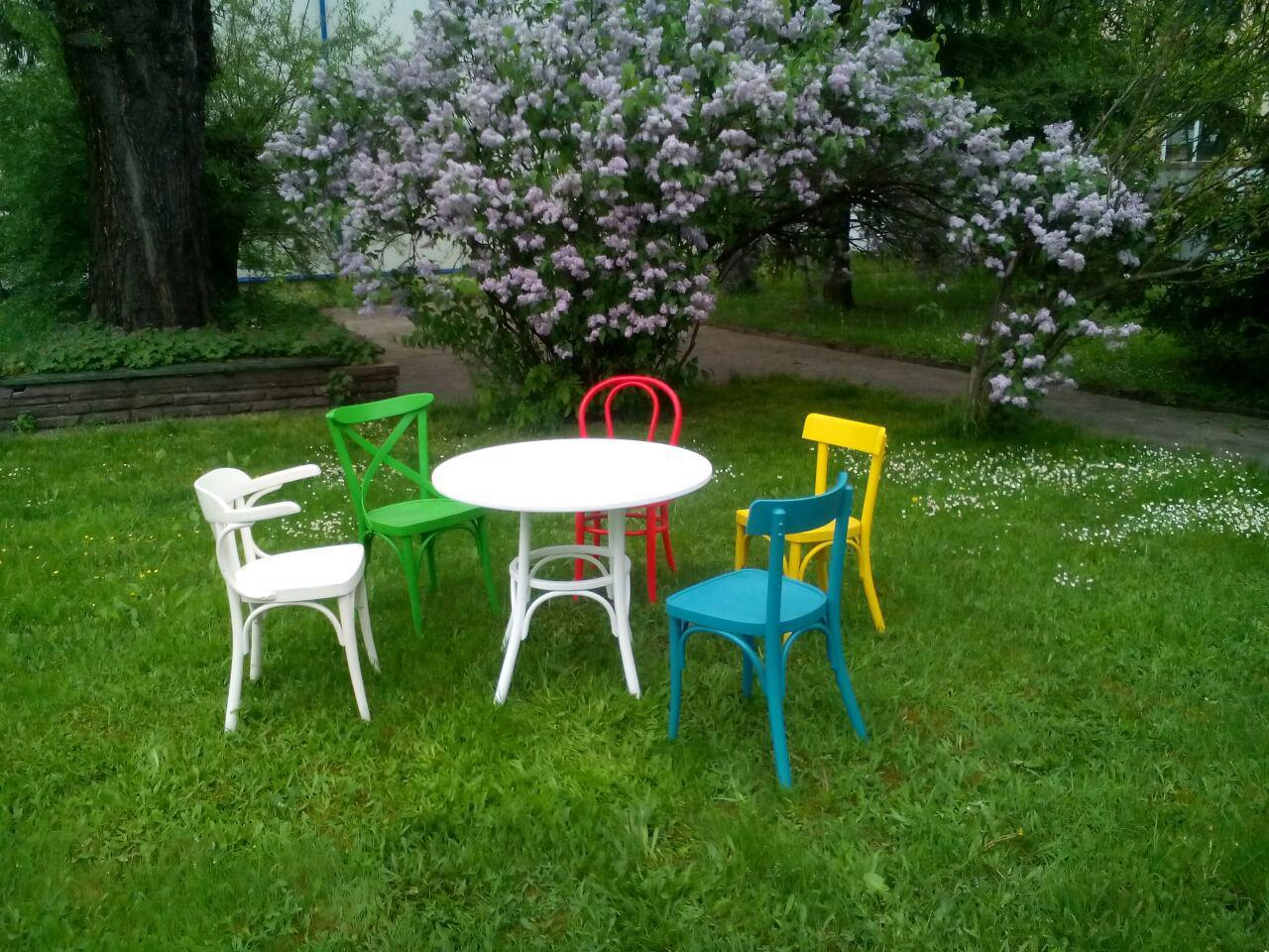 Видове столове в живота ни