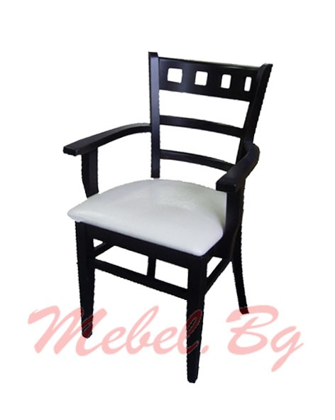 Massive wood chair 1315A