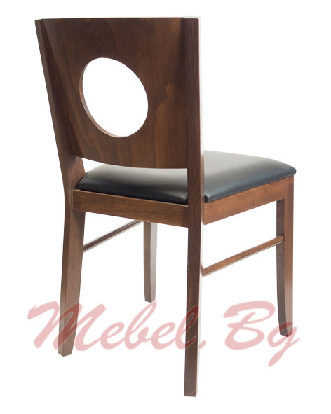 Massive wood chair 1318S