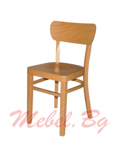 Massive wood chair 1322S