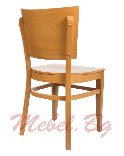 Massive wood chair 1328S