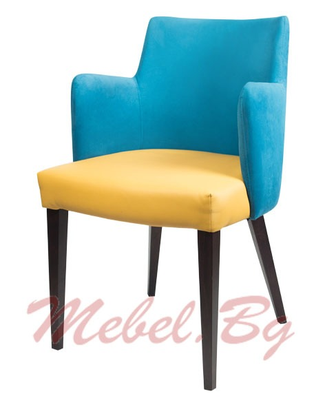 Armchair, massive wood 1386A
