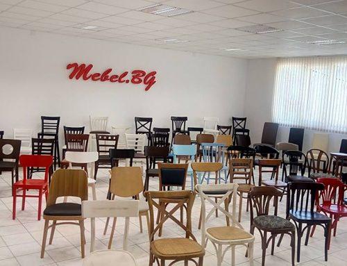 Качествените столове – това към което трябва да се стремим