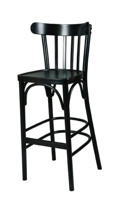 Бар стол от масив бук - 1319B