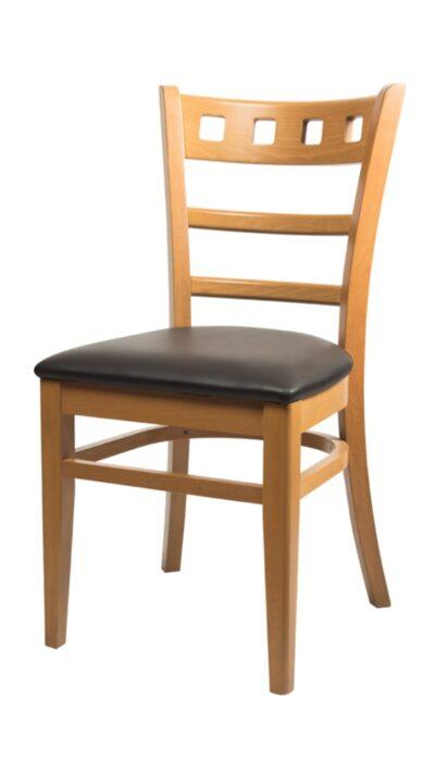Масивен стол от бук - 1315S