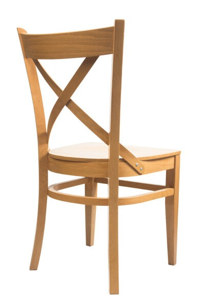 Solid Wood Chair made of Beech - 1302S, B