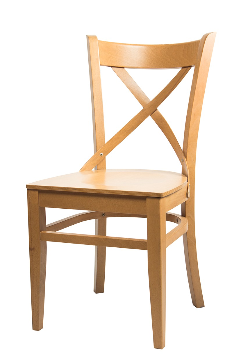 Solid Wood Chair made of Beech - 1302S