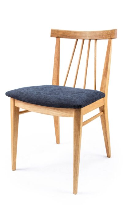 Solid wood chair made of Oak or Beech - 1358S