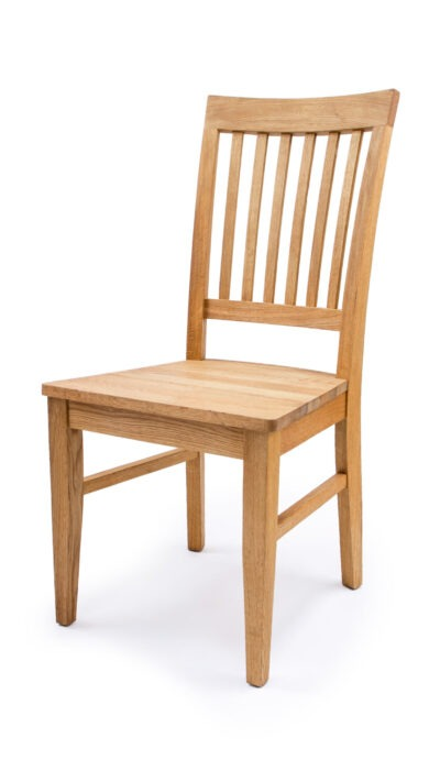 Solid wood chair made of beech or oak - 1365S
