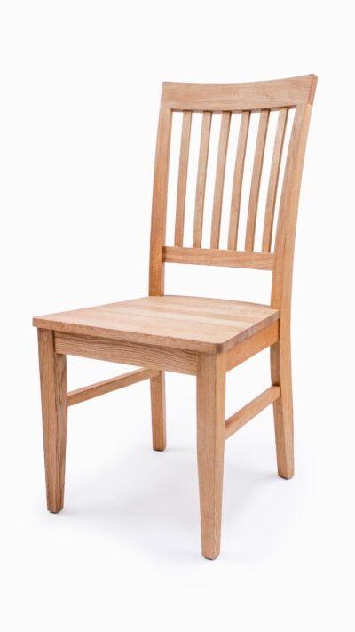 Масивен стол от дъб и бук - 1365S