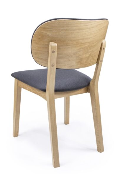 Solid wood chair made of Oak or Beech - 1370S