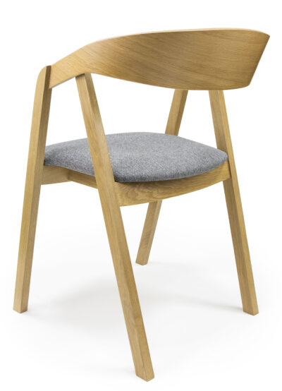 Solid Wood Chair made of Beech or Oak - 1392S