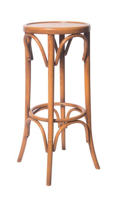Масивен бар стол от бук - 1329B