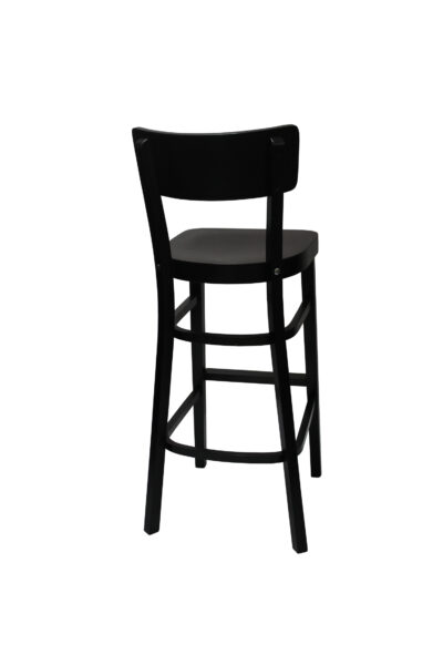 Solid wood barstool 1310B