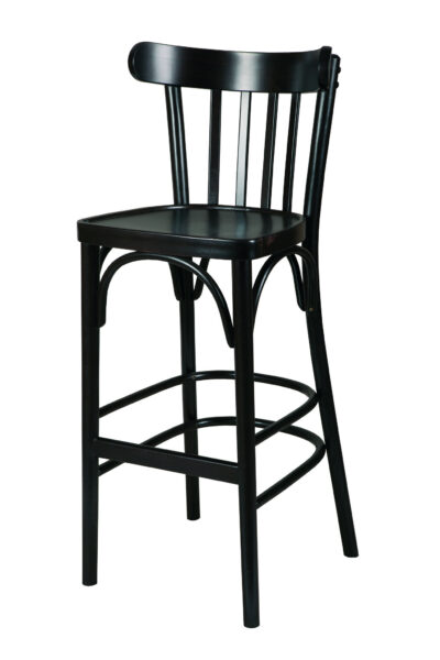 Solid wood barstool 1319B