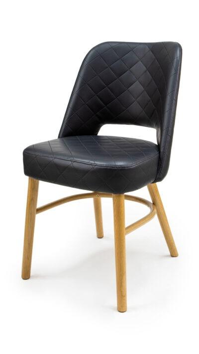 Масивен стол от дъб – 1334SP