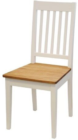 Solid wood chair made of Beech or Oak – 1343S.