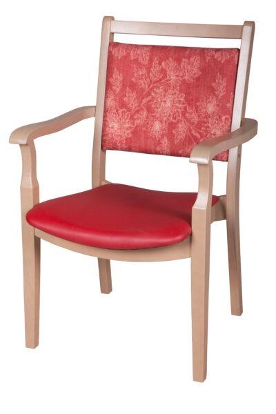 Solid wood chair 1391AH