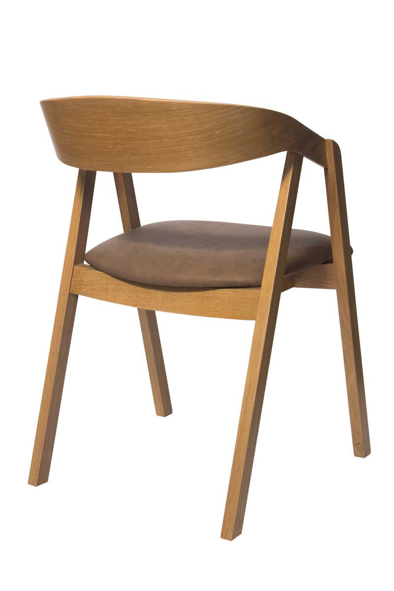 Solid wood chair 1392S