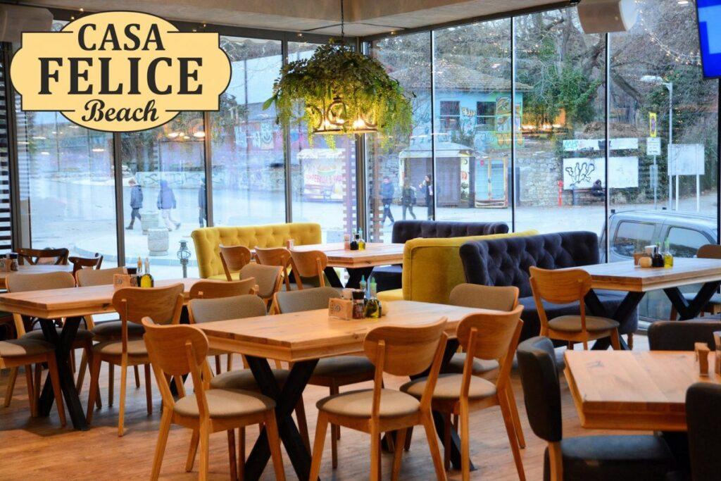 Casa Felice - pizza & restaurant in Varna, Bulgaria