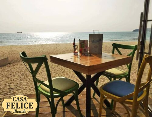 Casa Felice – pizza & restaurant in Varna, Bulgaria
