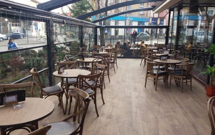 Кафе ТИФАНИ в град Троян