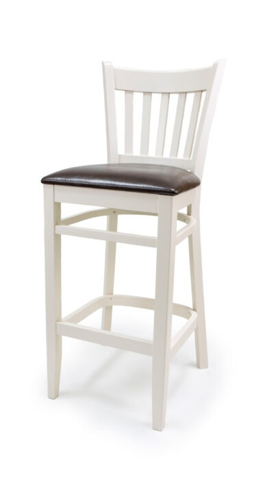 Solid Wood barstool made of Beech - 1304B