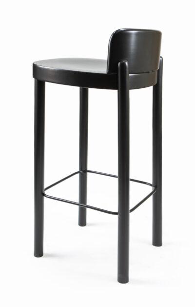 Масивен бар стол от бук - 1354B