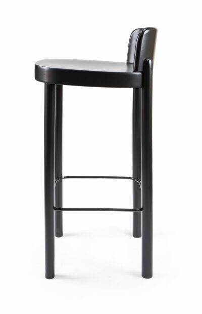 Solid Wood barstool made of Beech - 1354B