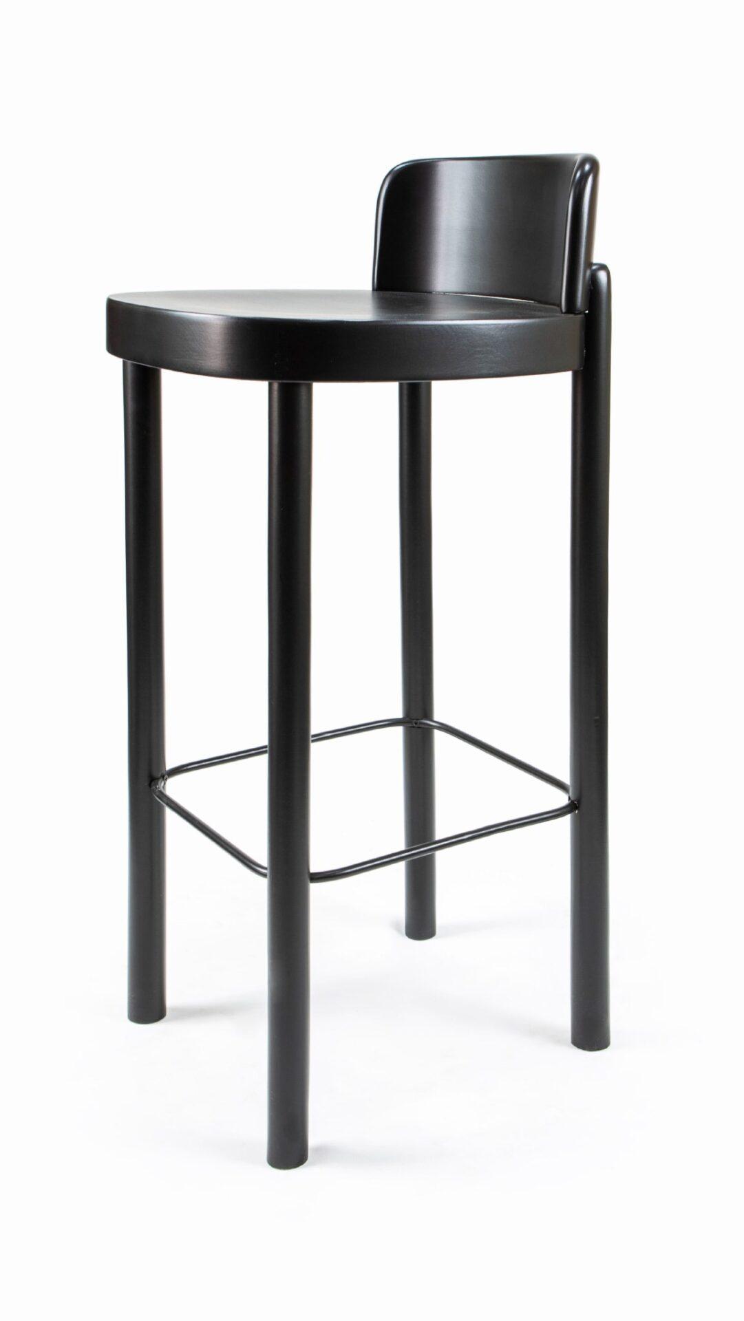 Бар стол от масив бук - 1354B