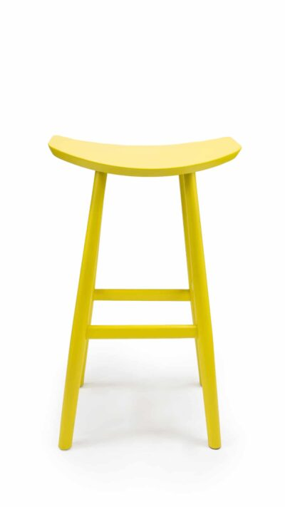 Бар стол от масив бук - 1369B