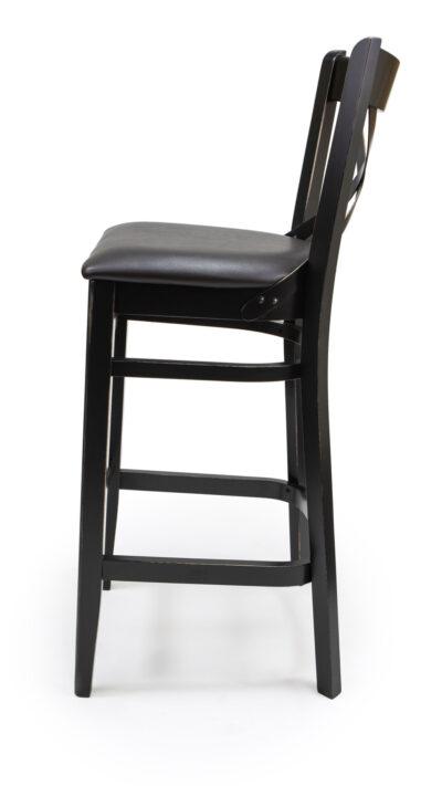 Бар стол от масив бук - 1302B