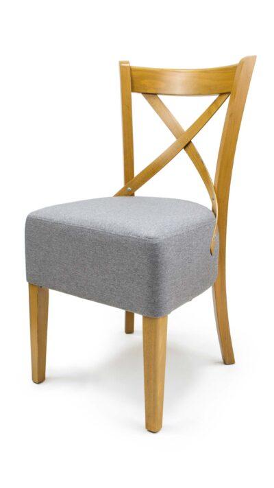 Масивен стол от бук - 1302S-XLP
