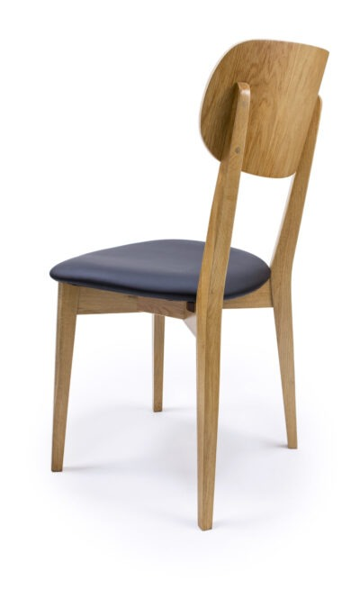 Solid Wood Chair made of Beech or Oak - 1306S