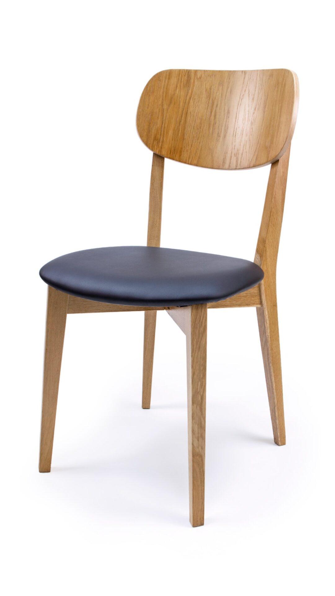 Масивен стол от дъб - 1306S