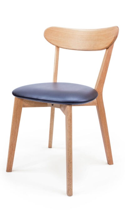 Solid wood chair made of Oak or Beech - 1321S