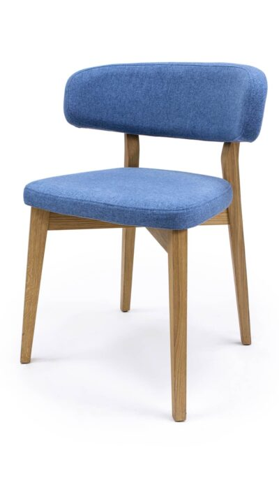 Solid wood chair made of beech or oak - 1325SN