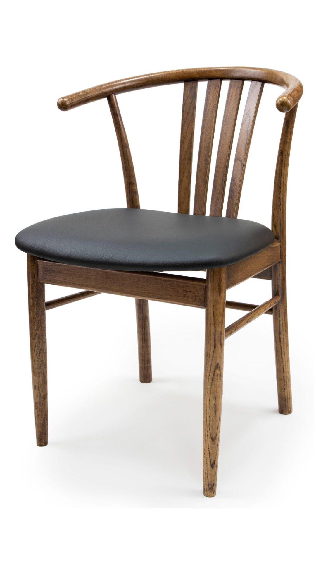 Solid Wood Chair made of Beech or Oak - 1326S