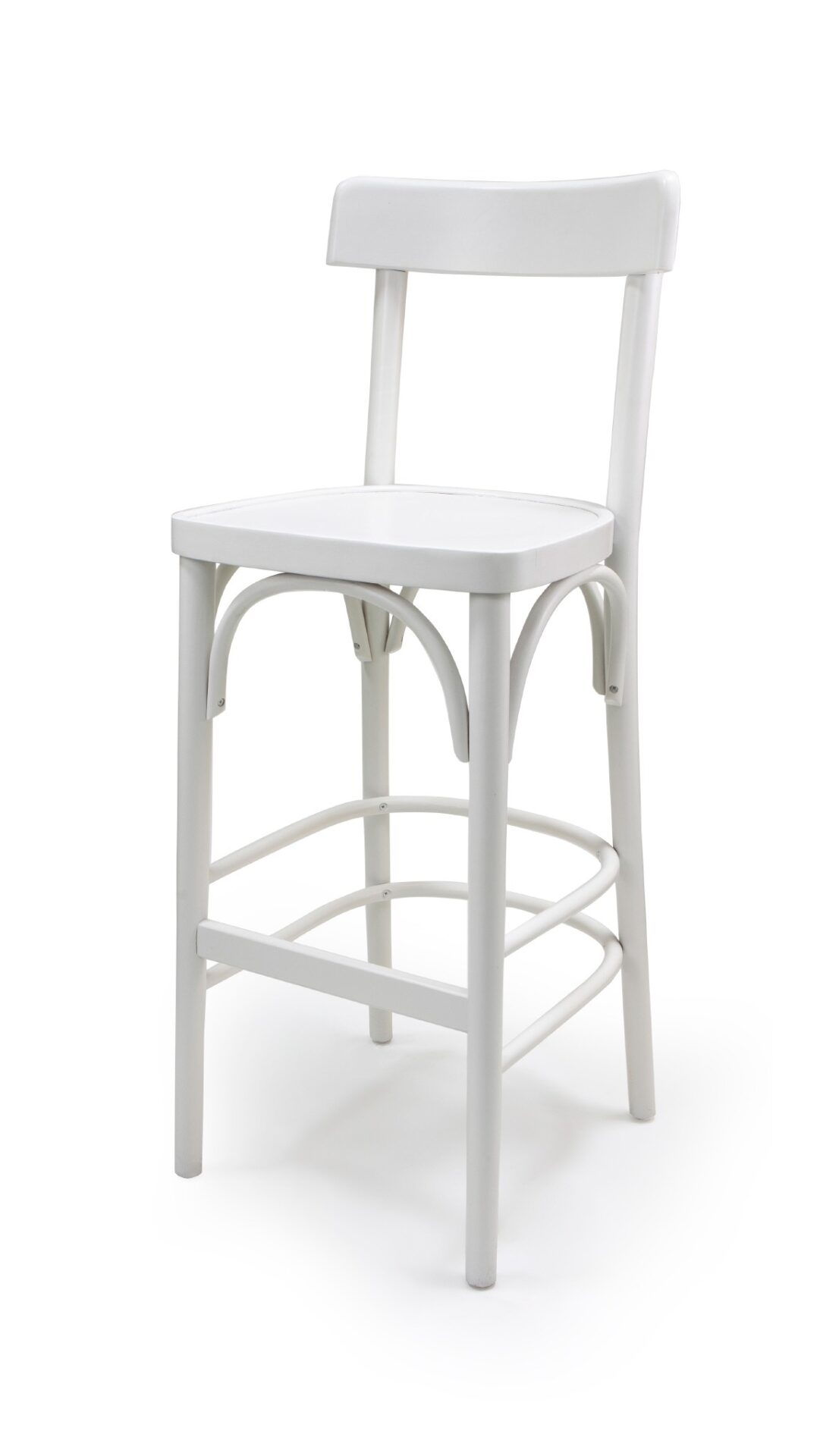 Масивен бар стол от бук - 1330B