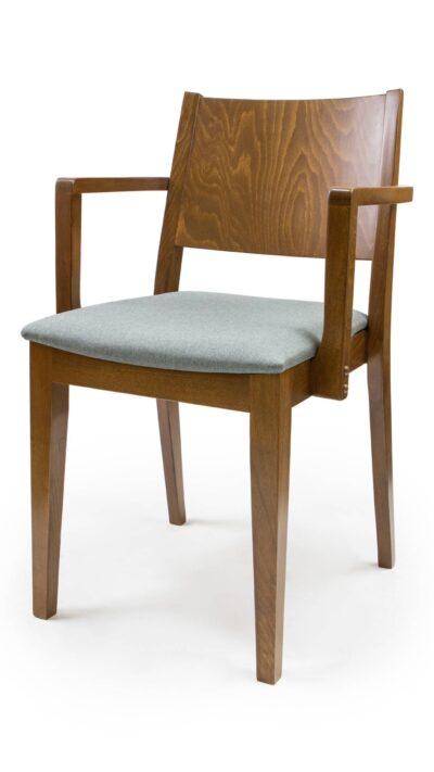 Масивен стол от бук - 1332A