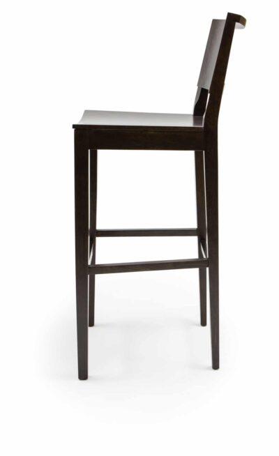 Бар стол от масив бук или дъб - 1332B