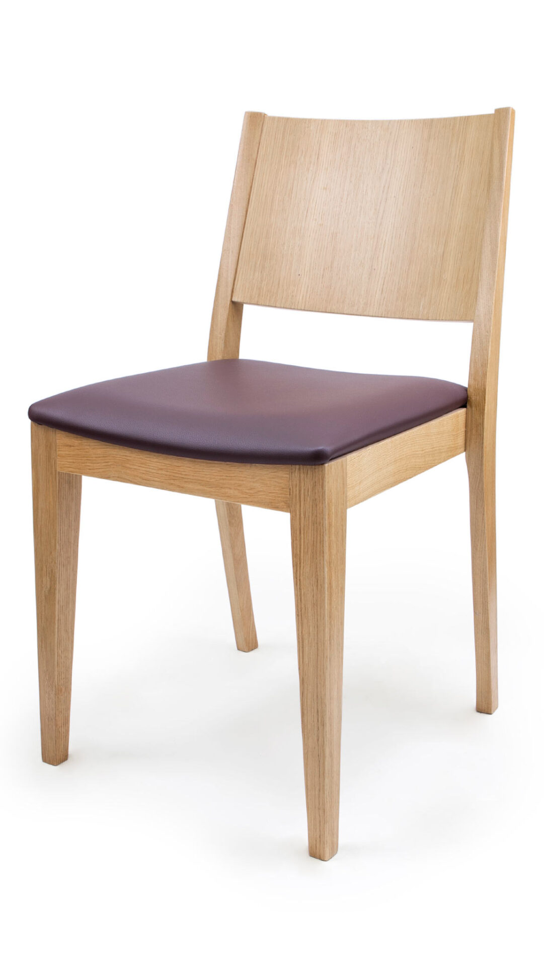 Масивен стол от бук - 1332S