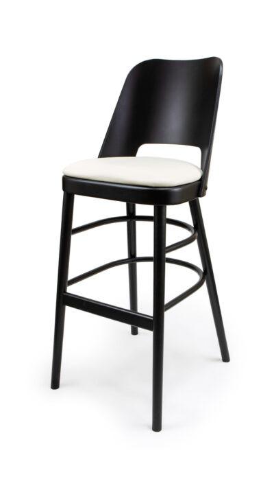 Масивен бар стол от бук - 1334B