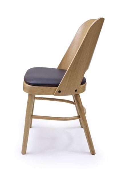 Масивен стол от дъб - 1334S