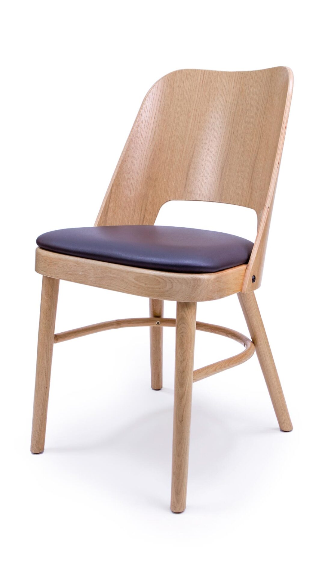 Масивен стол от бук или дъб - 1334S