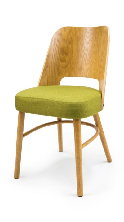 Solid Wood Chair made of Beech or Oak - 1334XLP