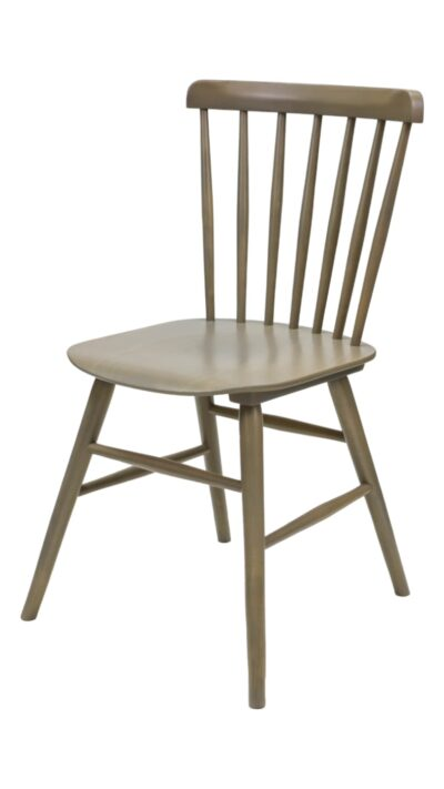 Solid Wood Chair made of Beech or Oak - 1336S