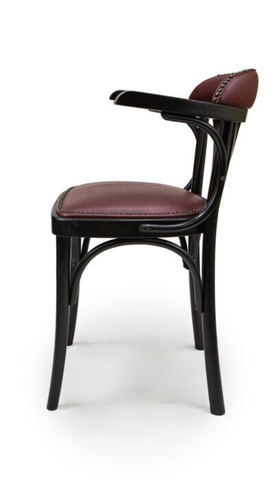 Стол с подлкътници от масив бук - 1337AP
