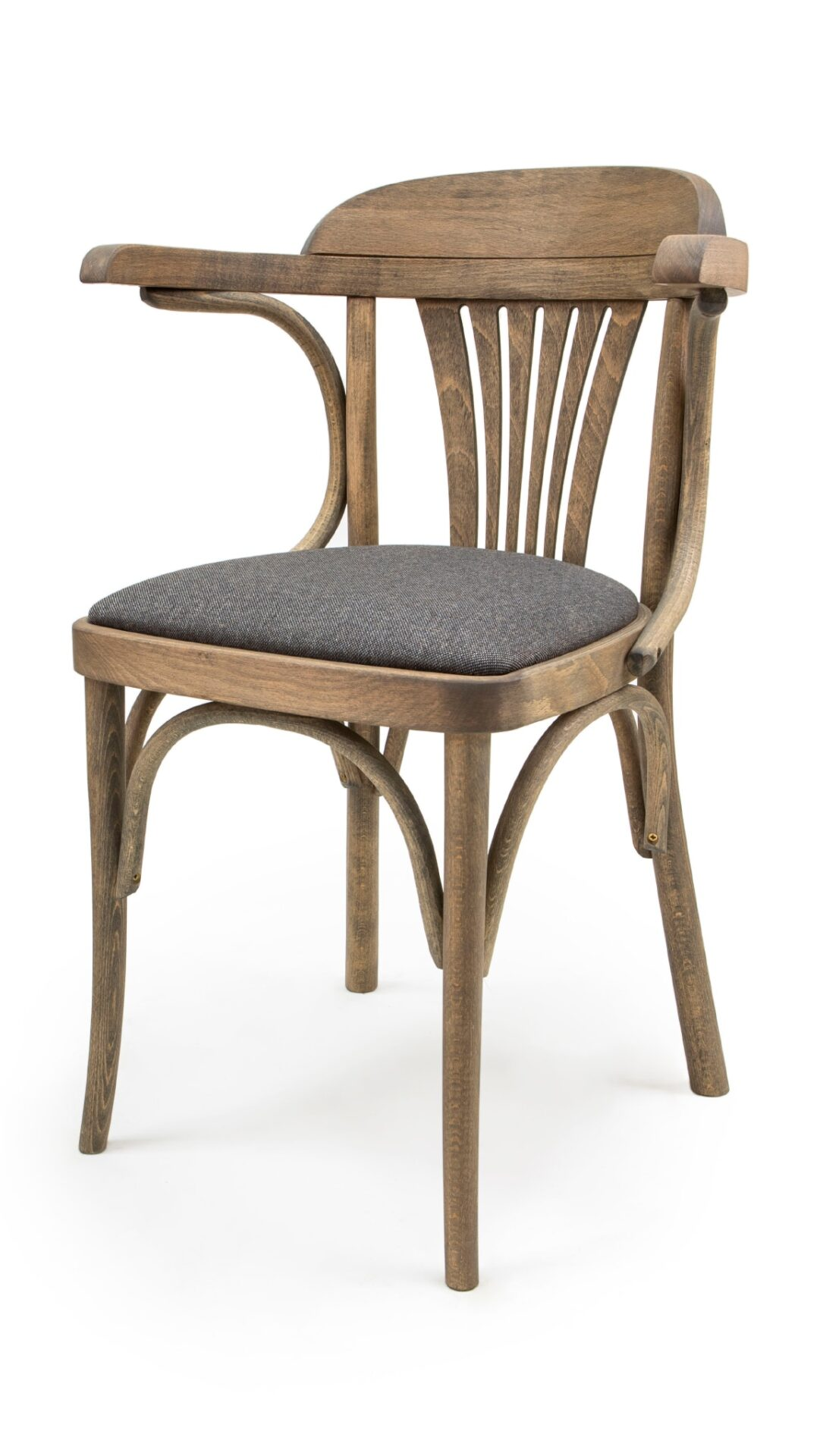 Solid Wood Chair made of Beech - 1337A, B